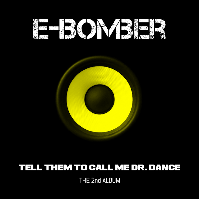 New Eurodance album from E-Bomber is out!