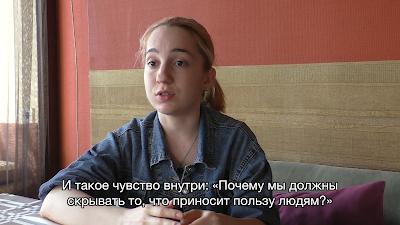 """Кадр из фильма """"Раскрывая свои объятия"""""""