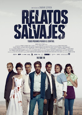 Relatos Salvajes [2014] [DVD9] [R1] [NTSC] [Latino]
