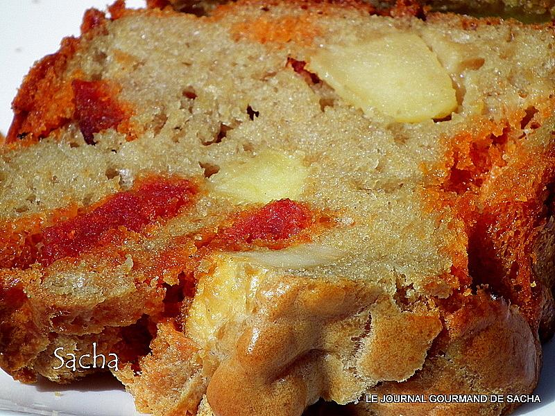 Recette Cake Chorizo Ch Ef Bf Bdvre Tomate