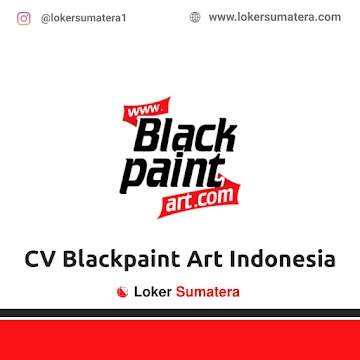 Lowongan Kerja Pekanbaru: CV Blackpaint Art Indonesia Juni 2021