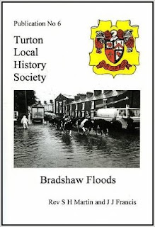 Turton Local History Society #6 - The Bradshaw Flood Reprint