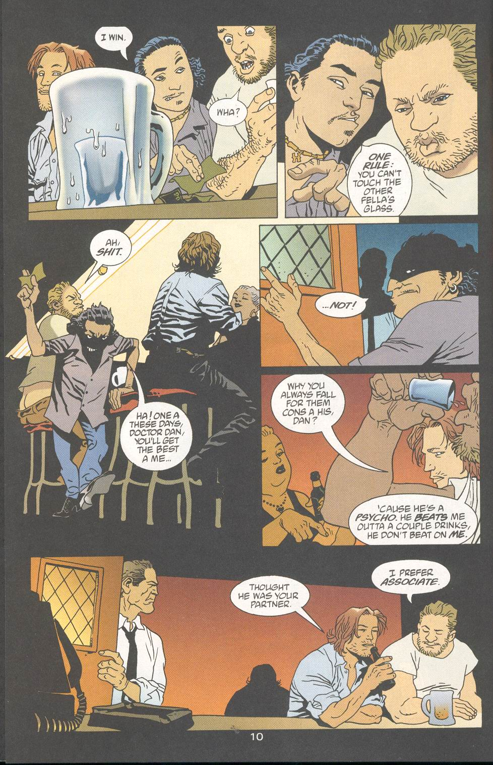 Read online 100 Bullets comic -  Issue #28 - 12