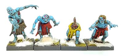 Frostgrave Zombies