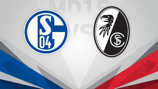Schalke 04 vs Freiburg Full Match And Highlights