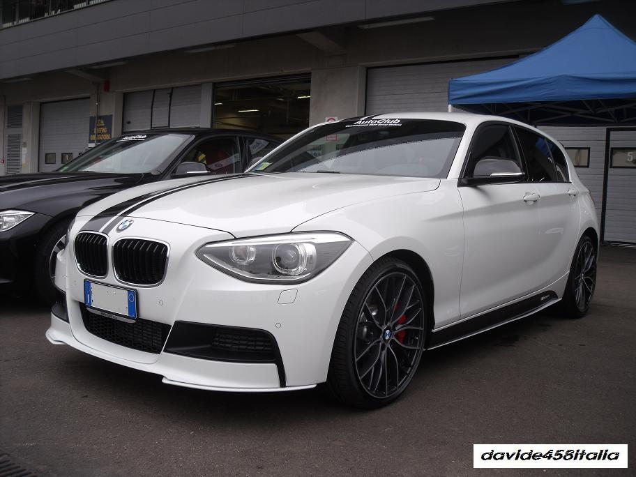 davide458italia bmw 120d m performance photos. Black Bedroom Furniture Sets. Home Design Ideas