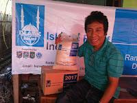 LP2DER Tuntas Bagikan Paket Sembako ke 3166 KK di Kota Bima