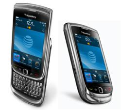 BlackBerry Torch 9800 Review and Price