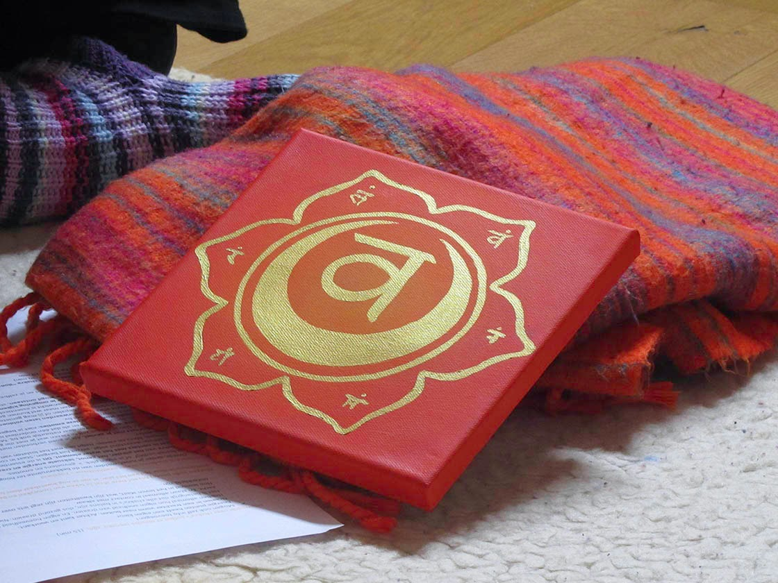 swadistana or second chakra