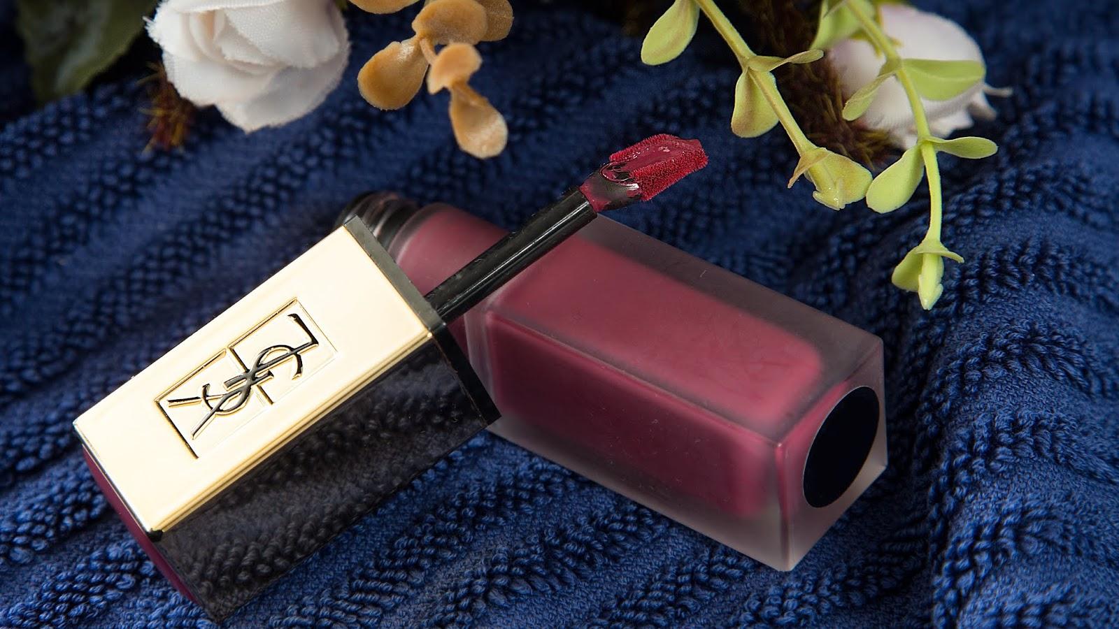 YSL Tatouage Couture tekući ruž, recenzija