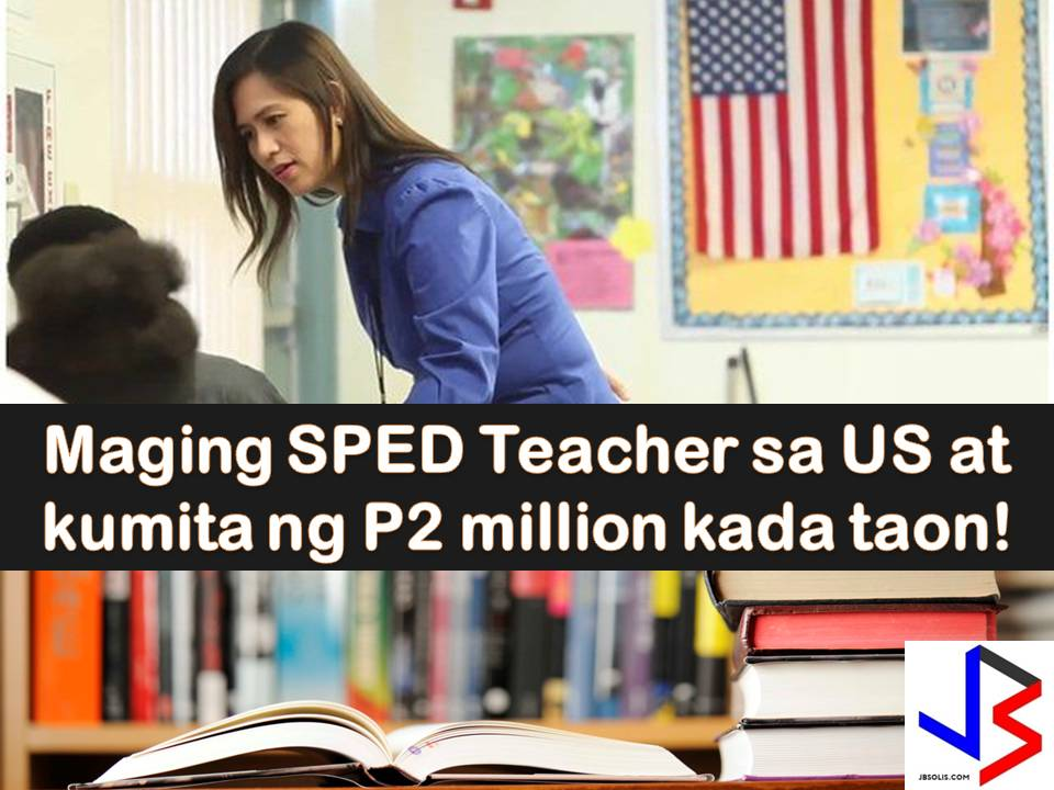 Around 80 Filipino SPED teachers arrived in Nevada recently. Most of the are came from Visayas and Mindanao.  Those are teachers hired by Clark County School District to fill the vacancies of SPED teacher in public schools.  In Abs-Cbn report, the Philippines is one of the top countries where the US hired their foreign skilled teachers.