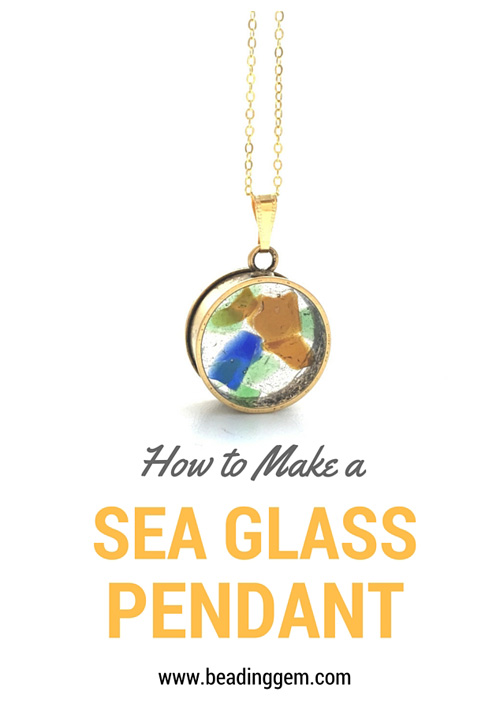 How to make a see through sea glass necklace some photography tips how to make a see through sea glass necklace some photography tips mozeypictures Images