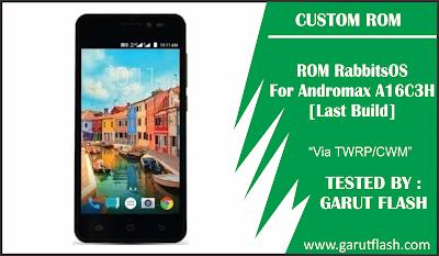 Custom ROM RabbitsOS For Andromax A16C3H [Last Build]