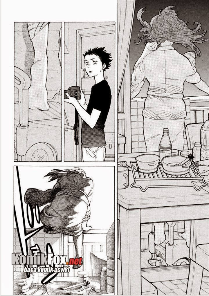 Koe no Katachi Chapter 42-10