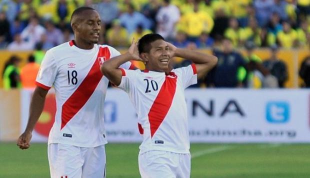 Perú se colocó en zona de clasificación por vez primera en la Eliminatoria Conmebol Rusia 2018