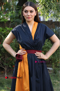 Actress Hansika Motwani Latest Pos at Bogan Movie Press Meet  0037.jpg