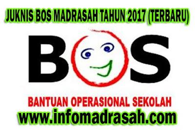 JUKNIS BOS MADRASAH TAHUN 2017 (TERBARU)