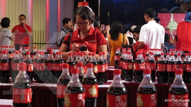 Lowongan Kerja Jobs : Production Operator, ME Technician - Electrical, Distribution Planner Lulusan SMA SMK D3 S1 Coca - Cola Amatil Indonesia