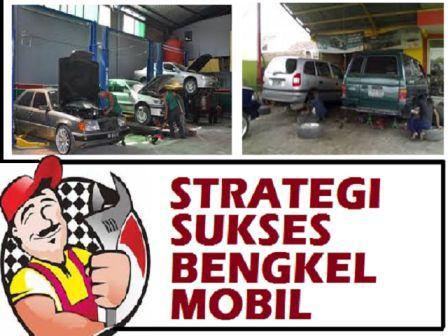 Tips Agar Bengkel Mobil Ramai Pelanggan