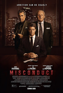 Misconduct - Poster & Trailer