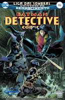 DC Renascimento: Detective Comics #956