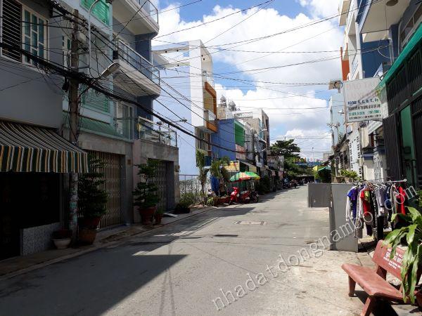 Bán nhà mặt tiền quận Bình Tân giá rẻ