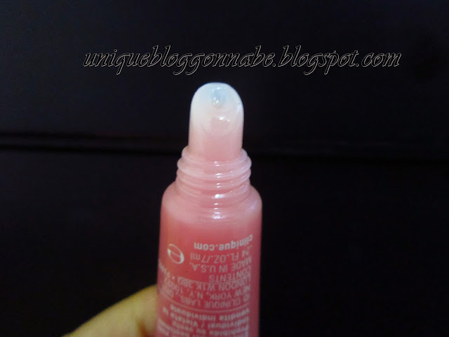 Clinique Superbalm Moisturizing Gloss in Grapefruit Packaging
