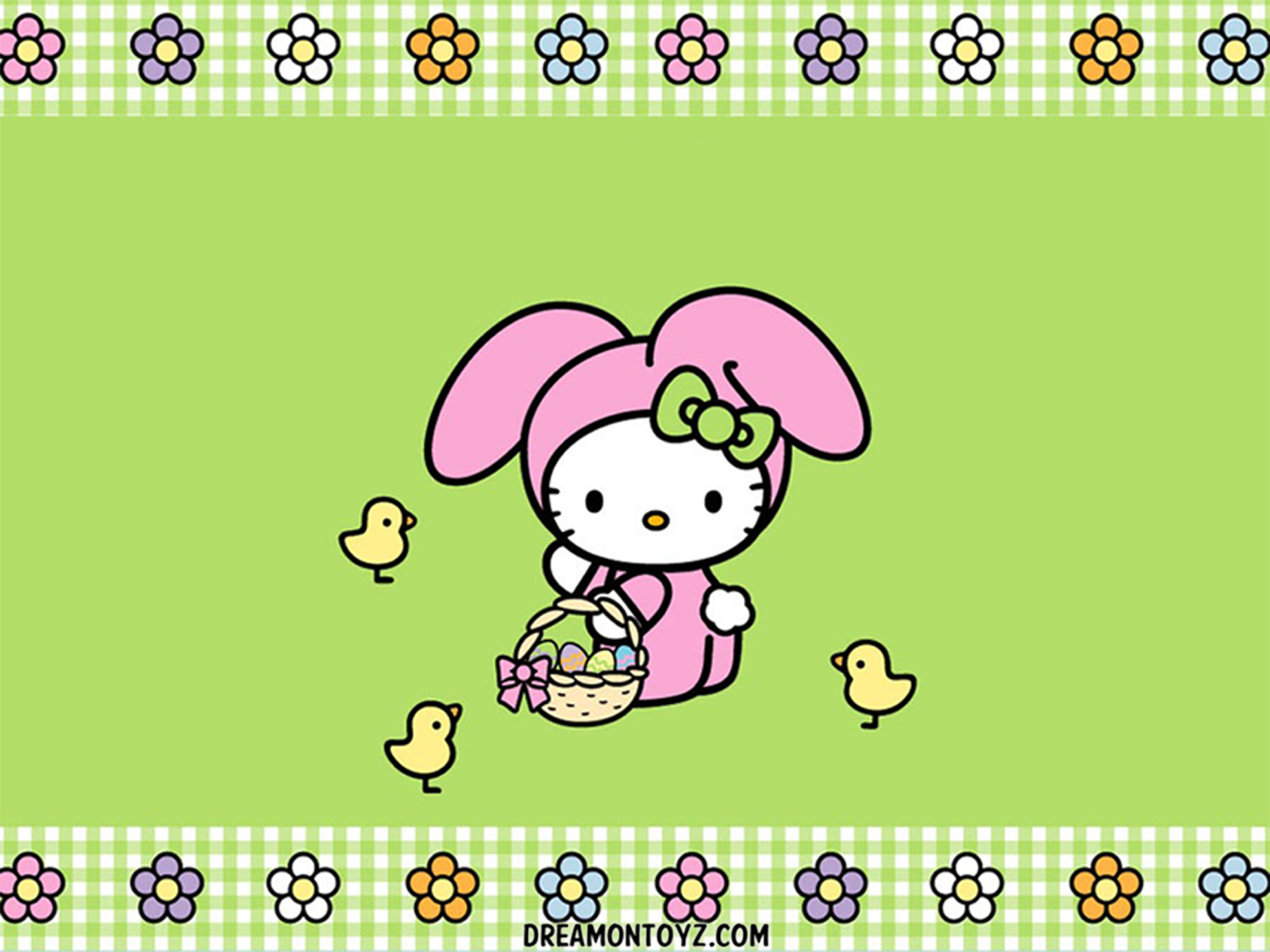 hello kitty easter wallpapers -#main