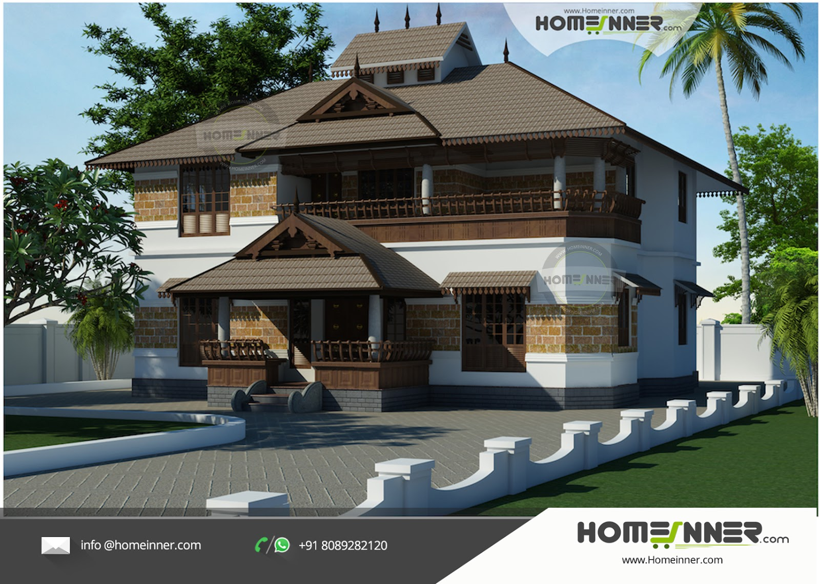 Kerala traditional home designs house design plans for Home designs traditional