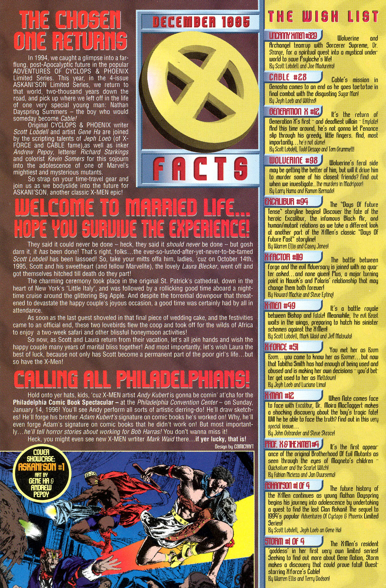 Read online X-Force (1991) comic -  Issue #51 - 30