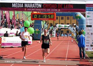 media maraton ciudad de leon