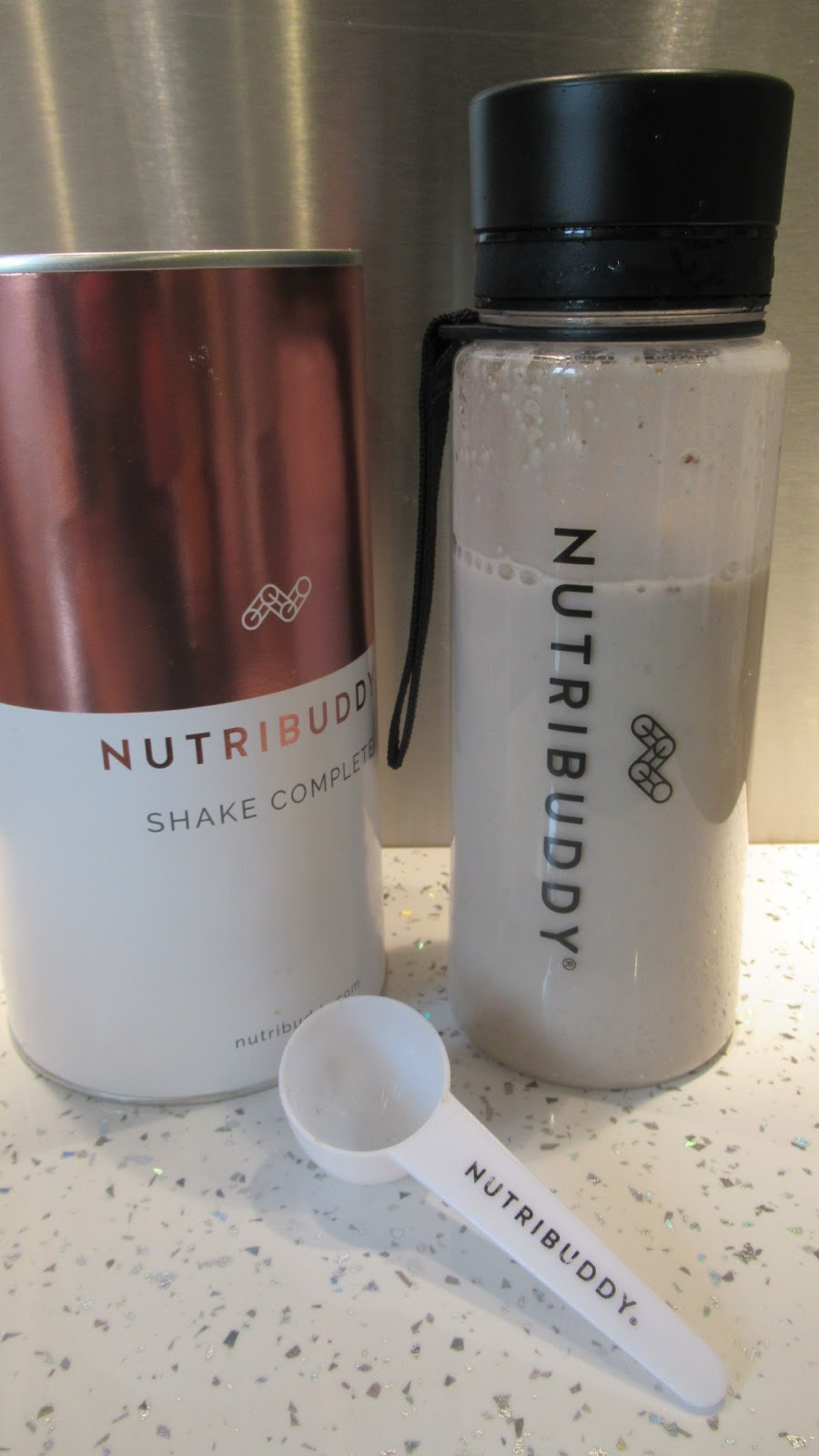Renna's Discoveries: Nutribuddy Shake Complete - Meal