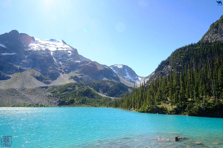 Le Chameau Bleu - Blog Voyage Colombie Britannique Canada - Joffre Lake BC - Joffre lake Canada - Colombie Britannique