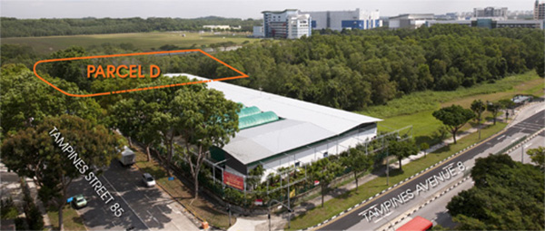 the alps residences land site
