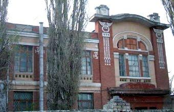 Дом Чернитенко в Симферополе