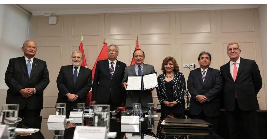 JNJ: Etapas del Concurso Público para la Junta Nacional de Justicia - www.comisionespecialjnj.gob.pe