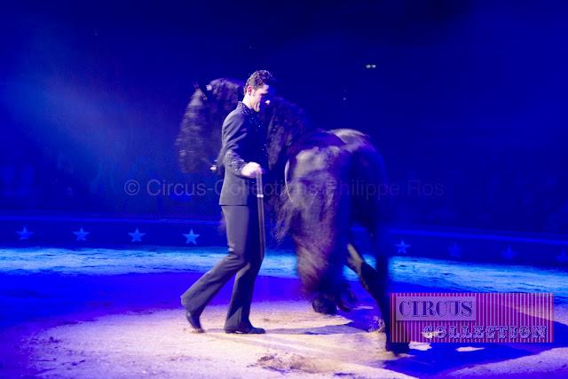 danse avec le cheval