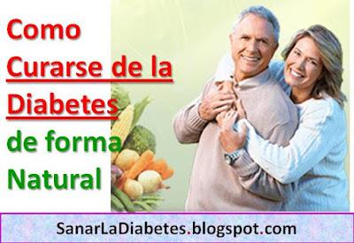 Como Curarse de la Diabetes Naturalmente: Revertir la