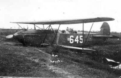 12 May 1940 worldwartwo.filminspector.com Dutch Fokker crashed