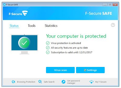 F-Secure Safe v14