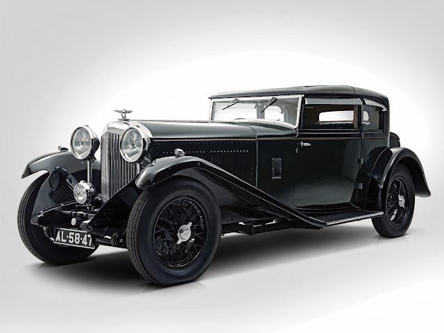 63c96b6dc Bentley 8 Litre (litro) 1932: conheça esse fenomenal modelo da Bentley em  um breve histórico de 1930 e 1932.