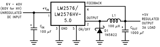 how to build d c step down converter diy buck converter piratesplace all the parts as shown in the diagram and solder them