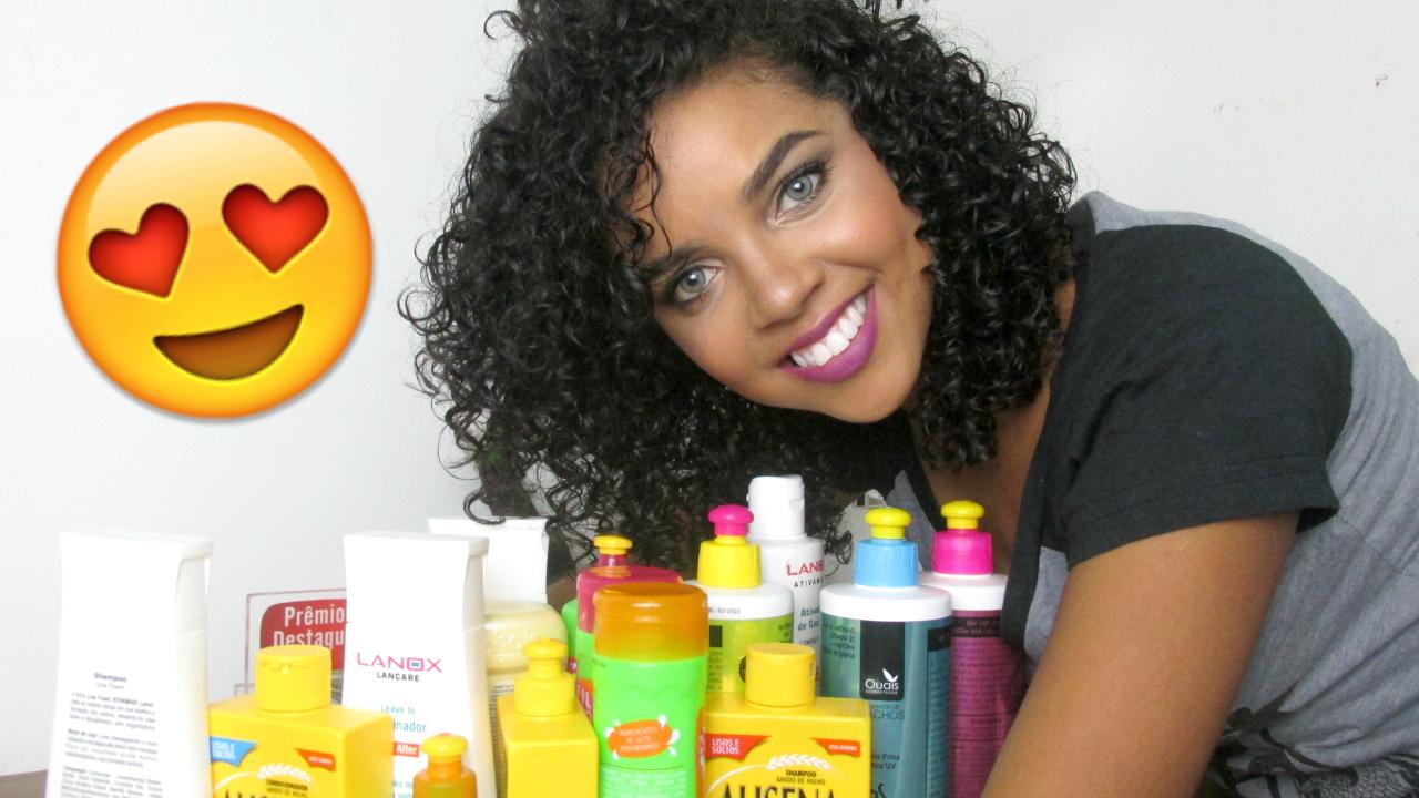 Produtos de cabelo recebidos recentemente, natália sena, produtos de cabelo, lanox, trihair, muriel cosméticos, nutrikel, ouais cosméticos, irresistible me, saphire 8 in 1