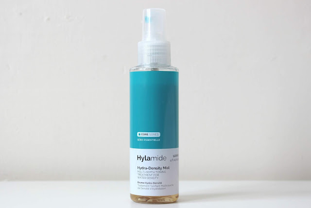 A review of hydrating toner Hylamide Hydra-Density Mist