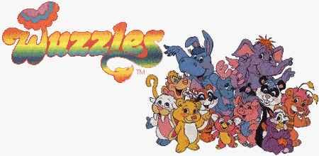 Quot Funny Wuzzles Quot Animals Cartoon Wallpaper
