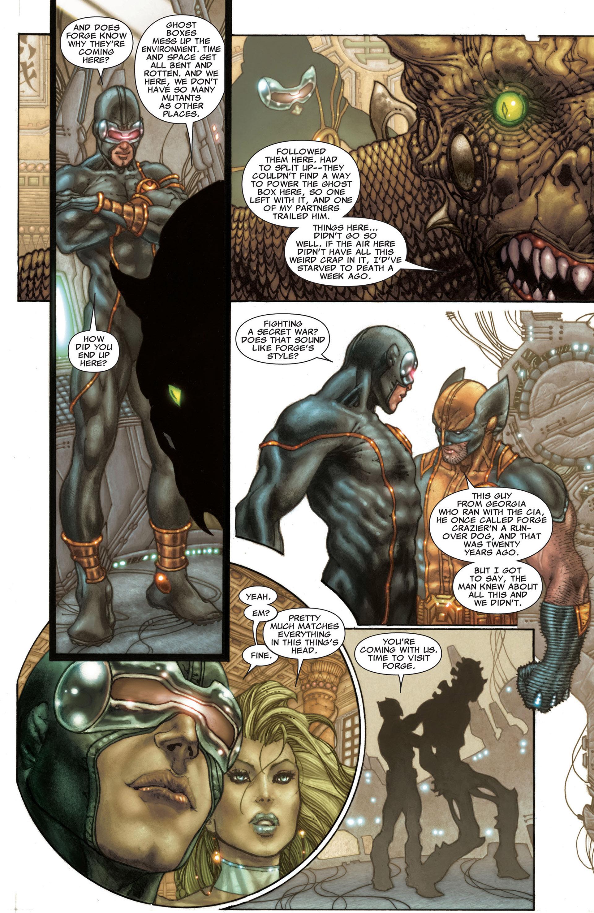 Read online Astonishing X-Men (2004) comic -  Issue #29 - 14