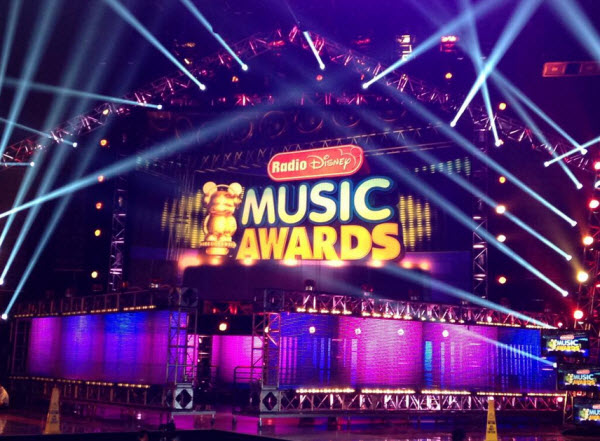 Lista de ganadores de los Radio Disney Music Awards 2016