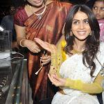 Genelia Launches Kalyanakanchi Wedding Store Pics