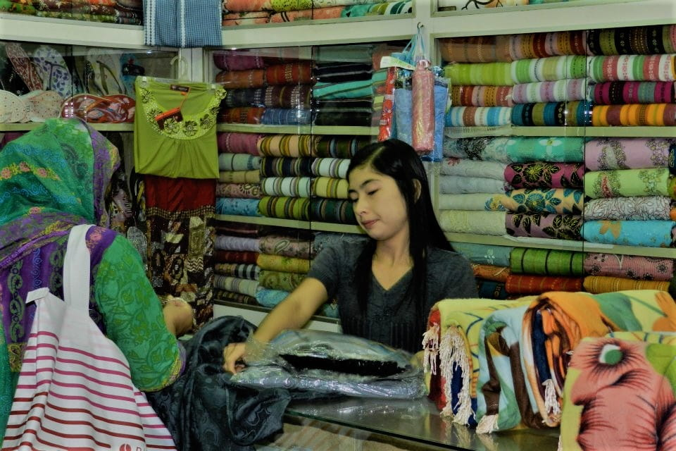 Coxs Bazar Burmese Market