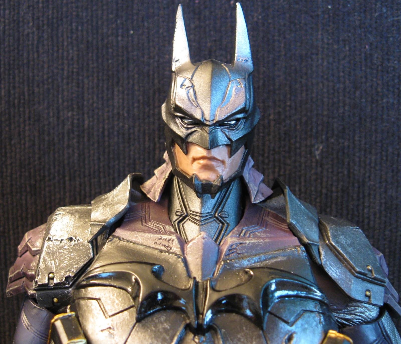 The Toyseum: ARMORED BATMAN